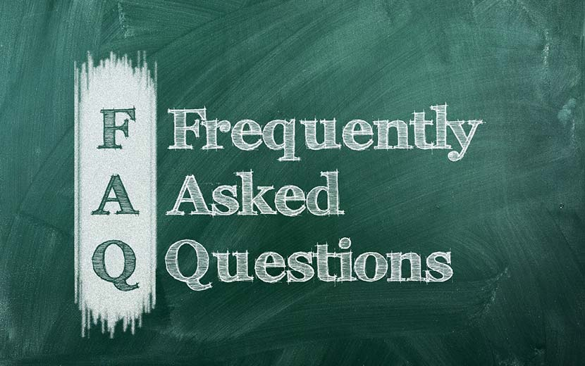 frequently asked questiions
